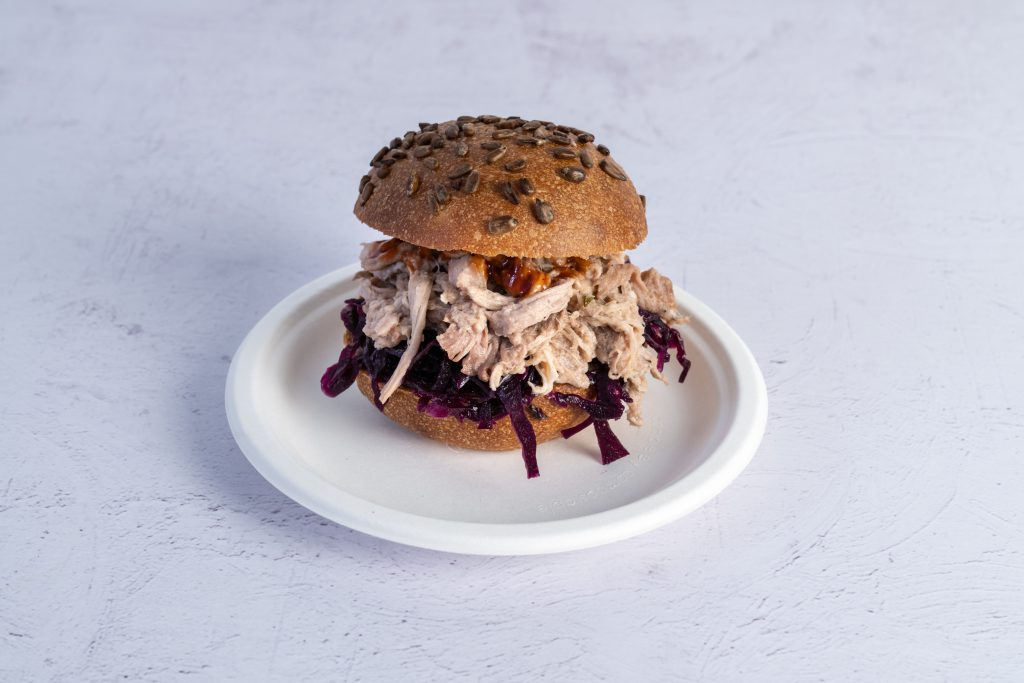 The cc Pulled Pork